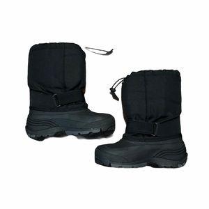 Kamik Black Snow Boots